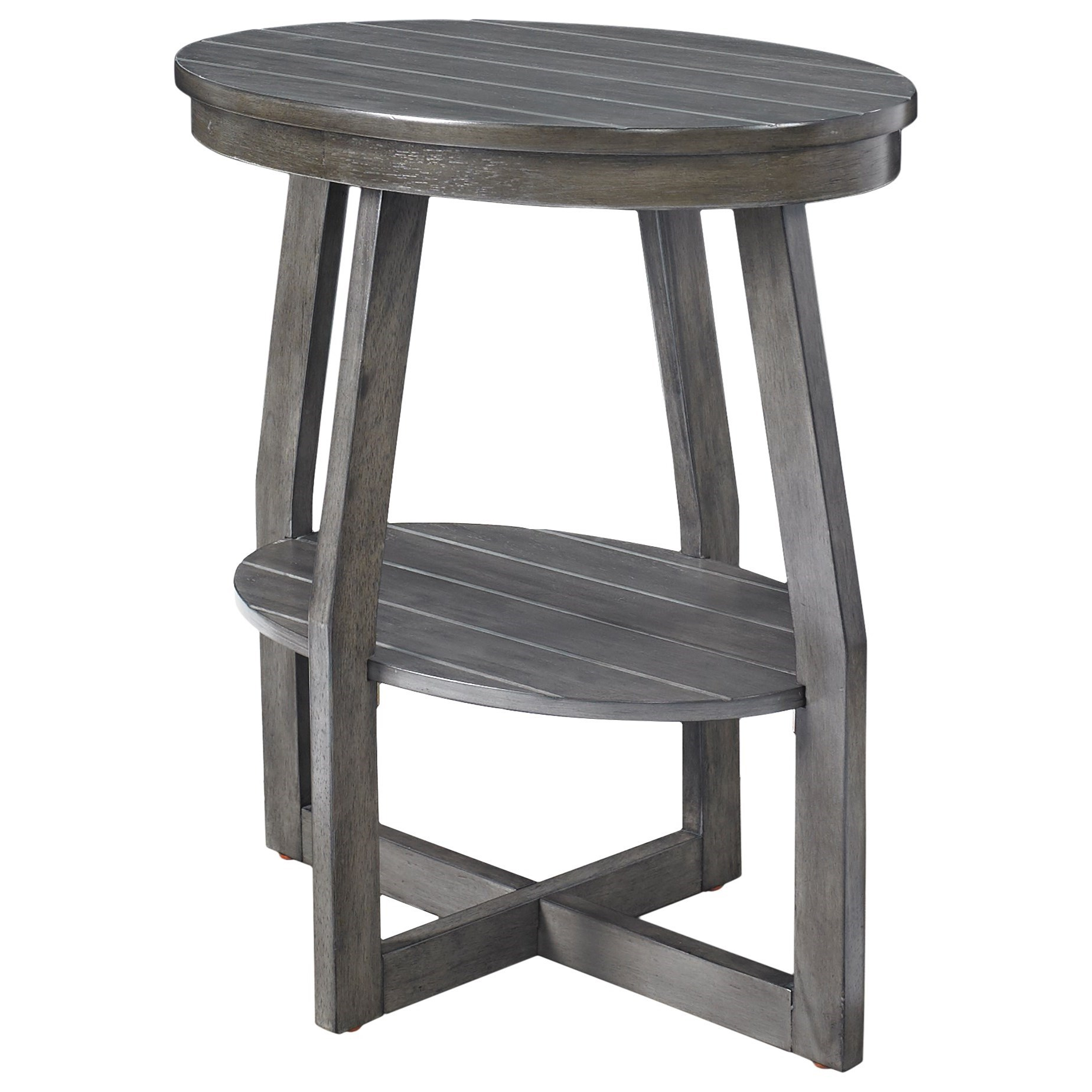 Lachlan End Table by Powell at A1 Furniture & Mattress