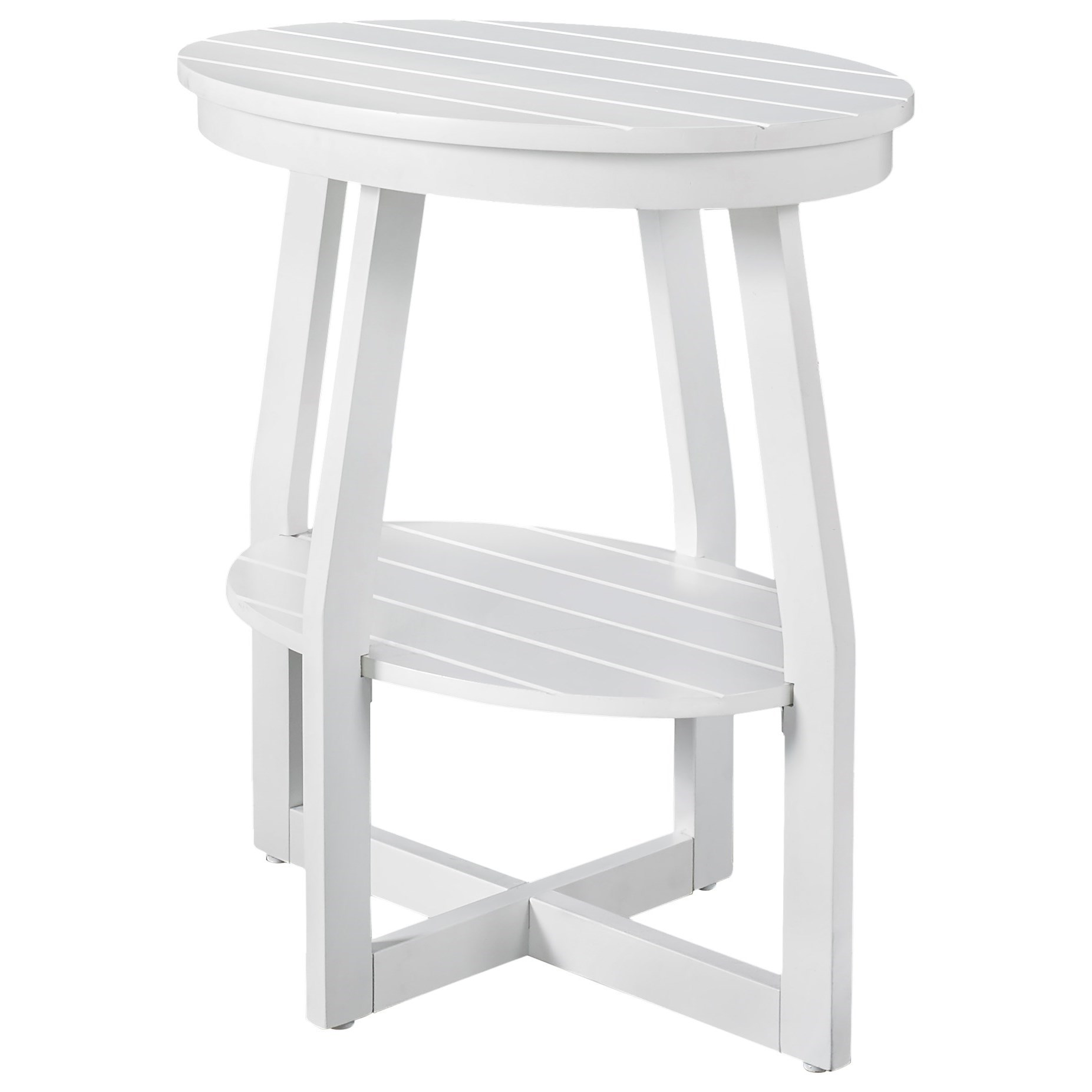 Lachlan End Table by Powell at Pedigo Furniture