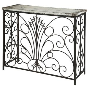 Powell Parcel Console Table