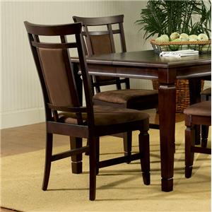 Espresso Dining Side Chair
