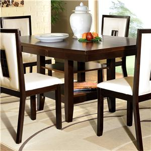 Bradley Dining Table with Storage Base