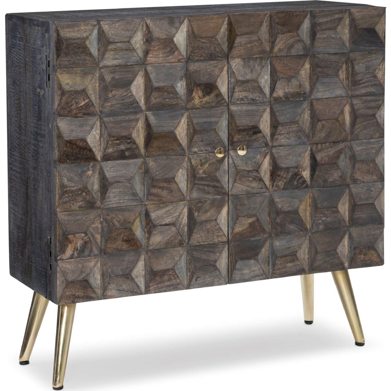 Quinn Two-Door Cabinet by Powell at Bullard Furniture