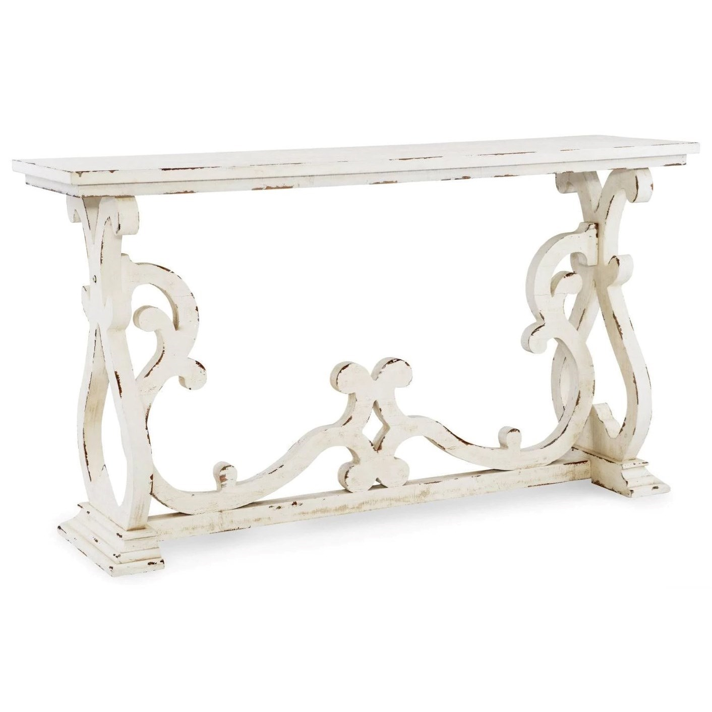 Renck Console Table by Powell at Pedigo Furniture