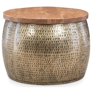 Drum with Storage