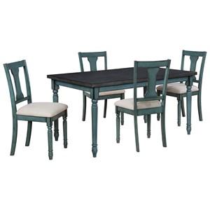 5-Piece Dining Set