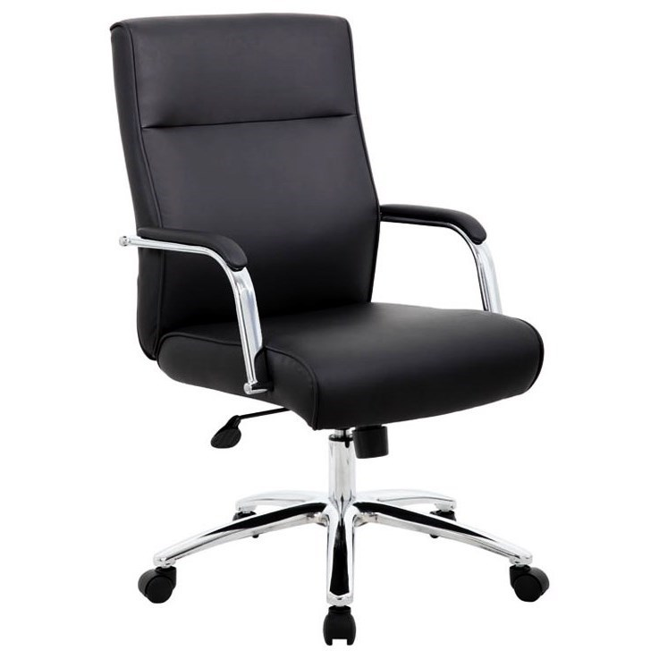 Executive Chairs Modern Executive Conference Chair by Presidential Seating at Darvin Furniture