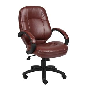 Presidential Seating Executive Chairs LeatherPlus Upholstered Executive Chair