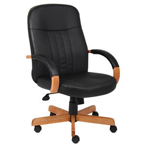 Presidential Seating Executive Chairs Adjustable Height Upholstered Chair