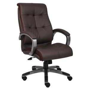 Presidential Seating Executive Chairs Tufted LeatherPlus Executive Chair