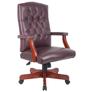 Presidential Seating Executive Chairs Traditional Executive Chair