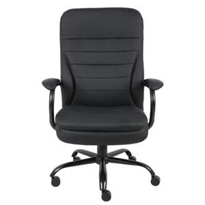 Desk Chair with Double Plush Cushion