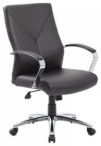 Leatherplus Home Office Chair by Presidential Seating at Red Knot