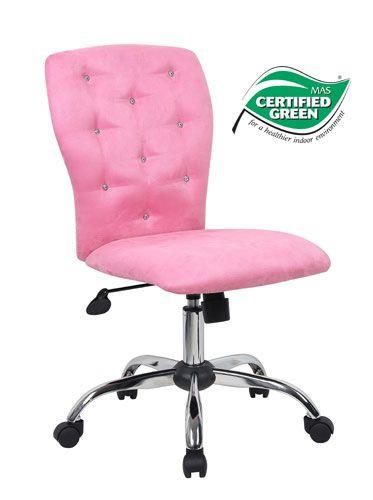 Tiffany Task Chair by Presidential Seating at HomeWorld Furniture