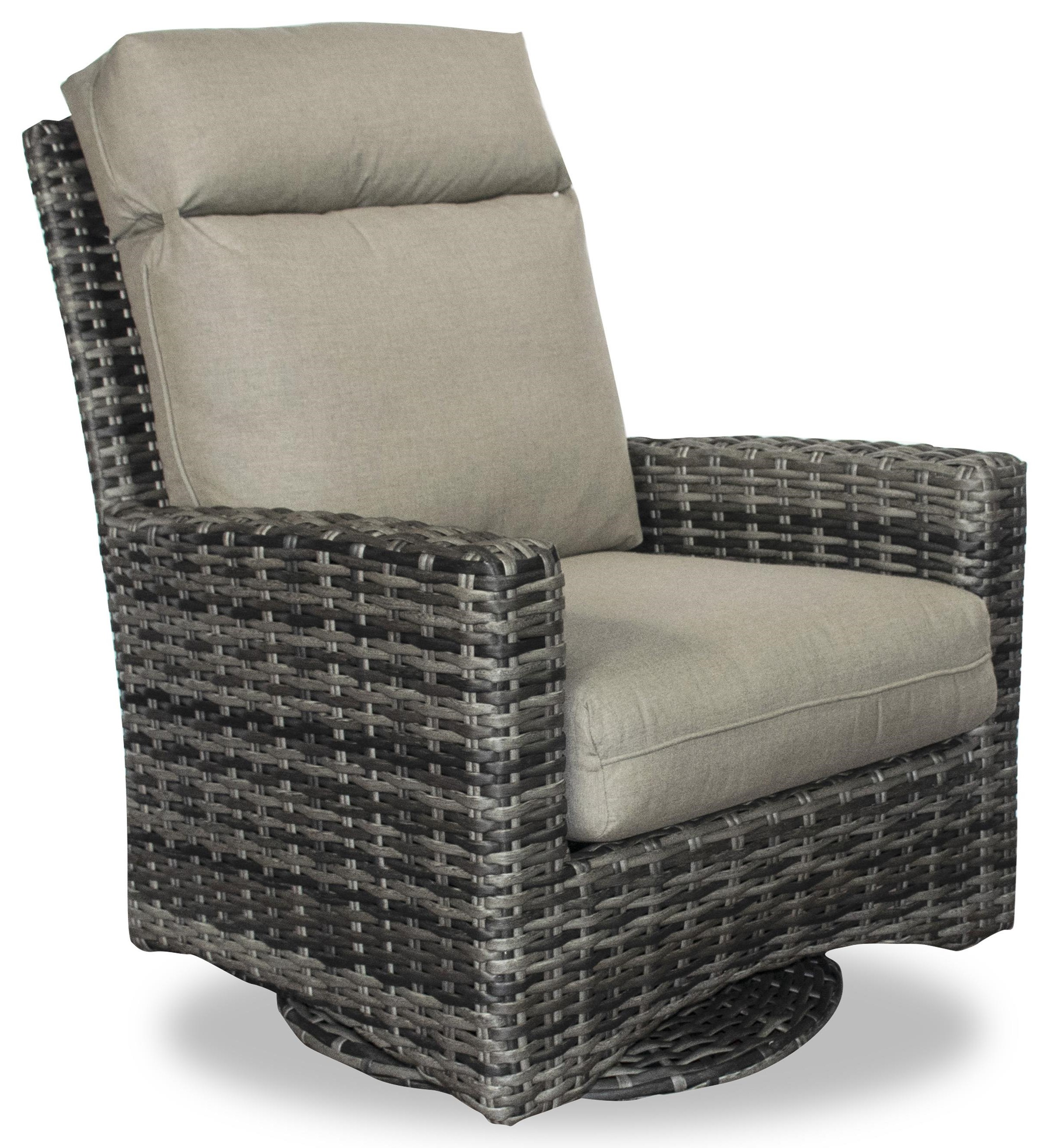 Ventura Highback Swivel Chair by Prestige at Johnny Janosik