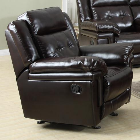 6500 Glider Recliner by Prime Resources International at Dream Home Interiors