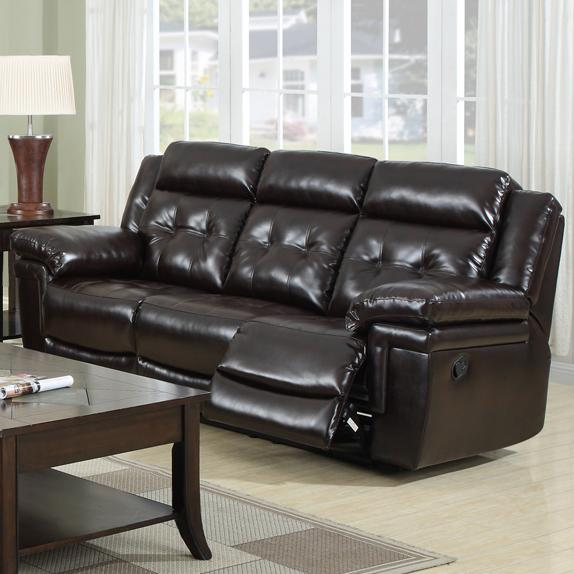 6500 Reclining Sofa by Prime Resources International at Dream Home Interiors
