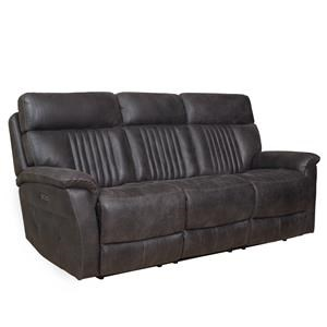 Shae Power Sofa with Drop Down Table