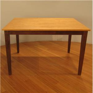 Primo International 1552 Rectangular Dining Table