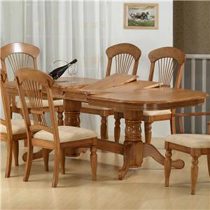 Primo International 1855 Dining Table