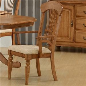 Primo International 1855 Arm Chair
