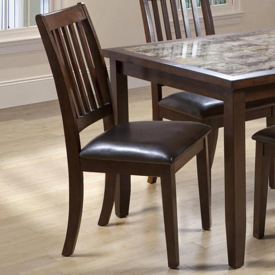 2096 Dining Side Chair by Primo International at Bullard Furniture