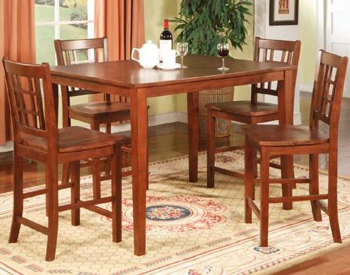 2552 5 Piece Pub Dining Set by Primo International at Corner Furniture