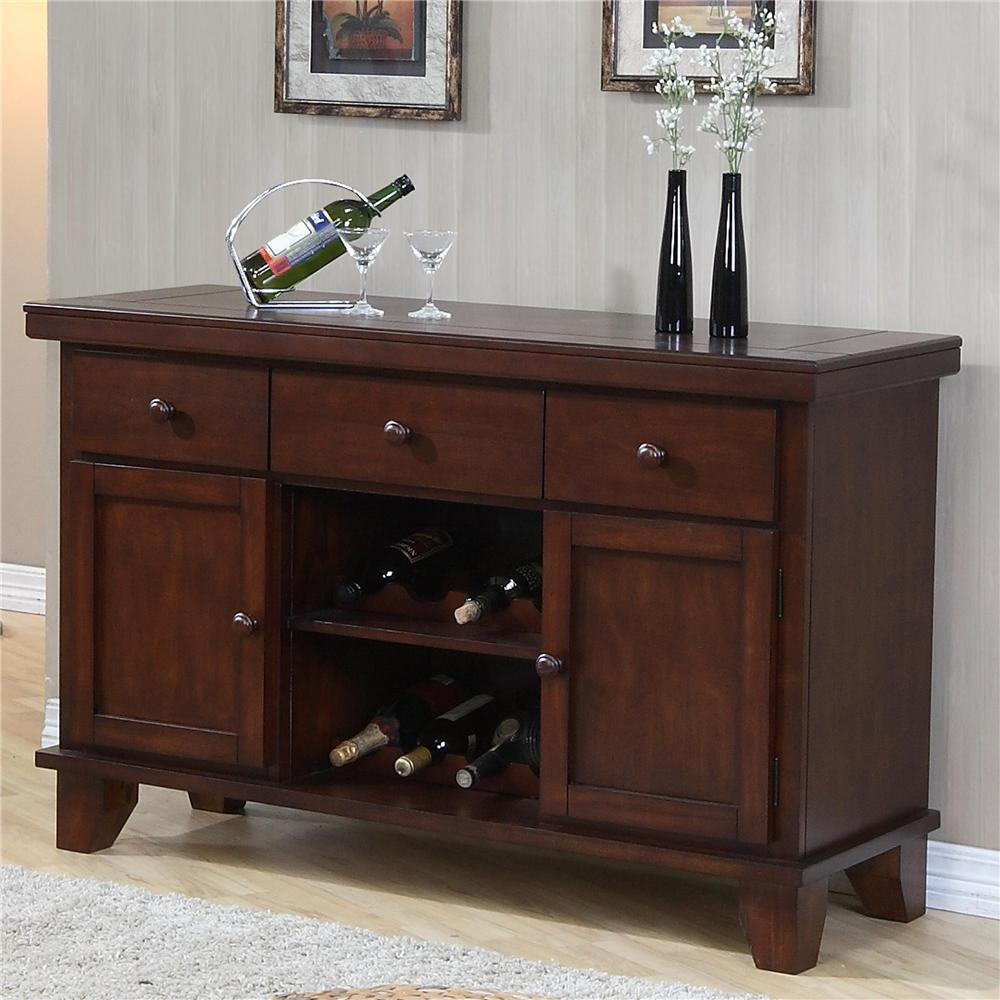 2842 Dining Buffet by Primo International at Corner Furniture