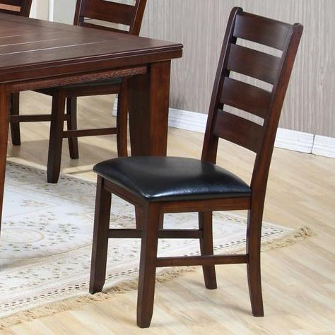 2842 Dining Chair by Primo International at Nassau Furniture and Mattress