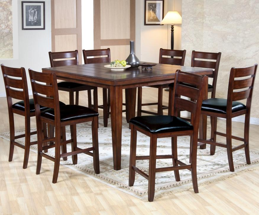 4545 Dining Table and Chairs by Primo International at Nassau Furniture and Mattress
