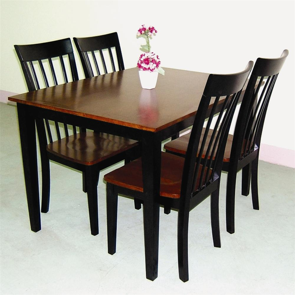 551 Table & Chair Set by Primo International at Corner Furniture