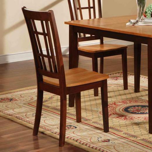 552 Slat Back Dining Chair by Primo International at Bullard Furniture