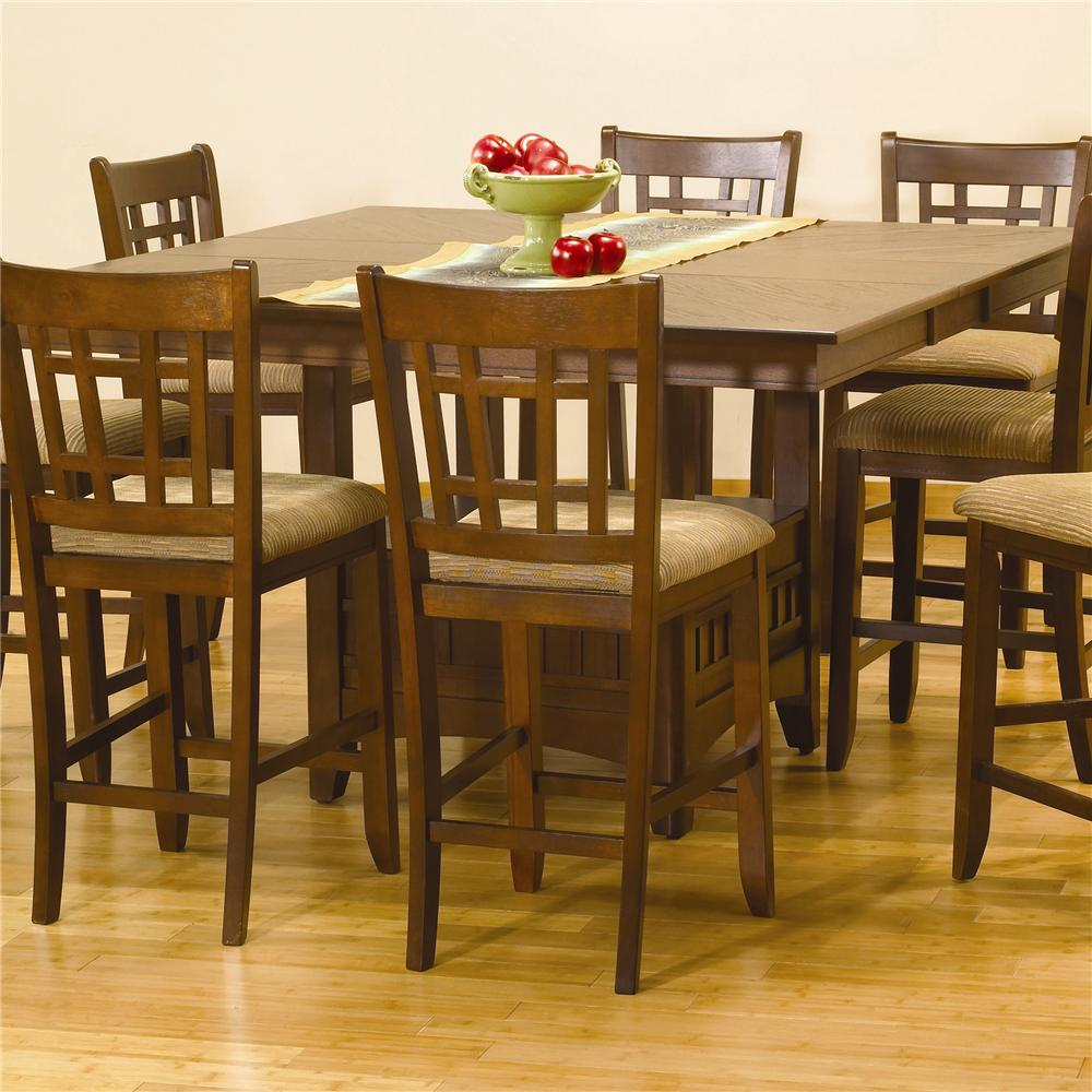 606 Gathering Table by Primo International at Beds N Stuff