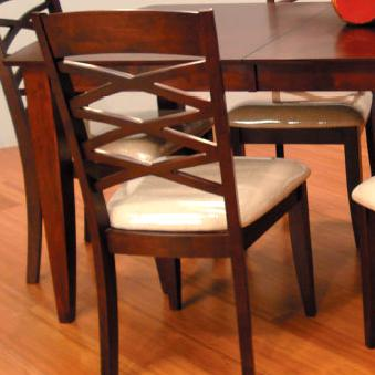 8209 Dining Side Chairs by Primo International at Corner Furniture