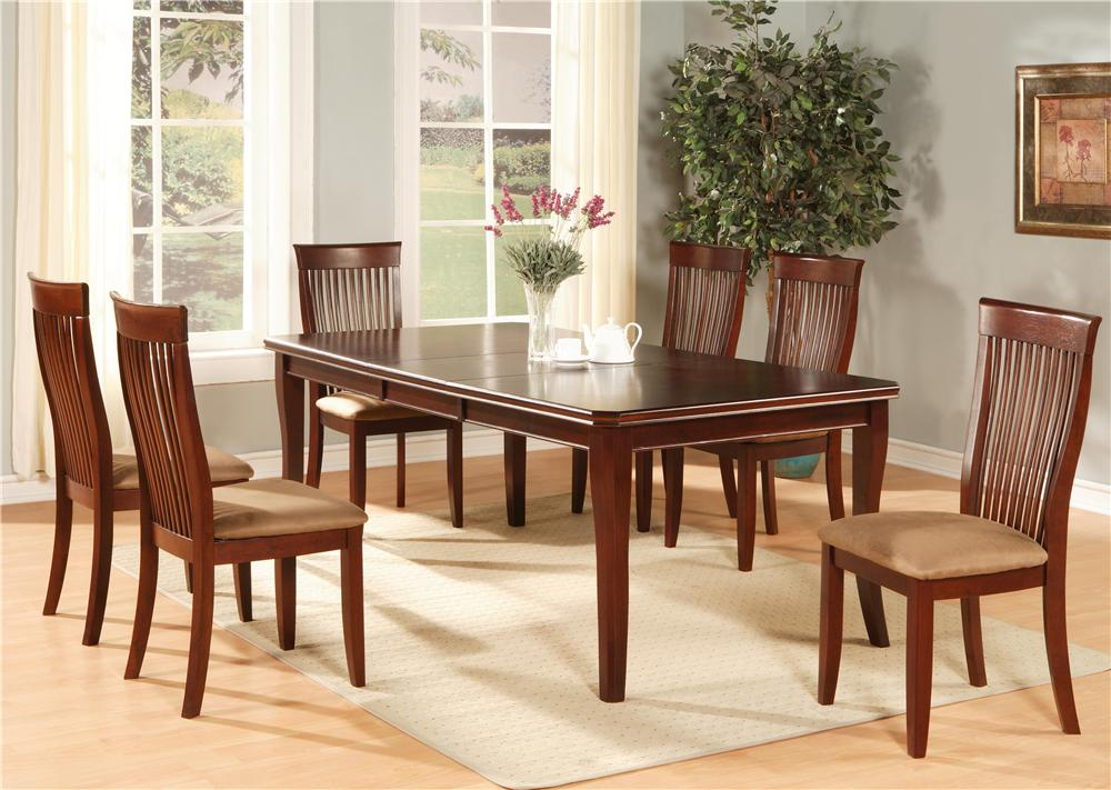 8931 7 Piece Table & Chair Set by Primo International at Nassau Furniture and Mattress