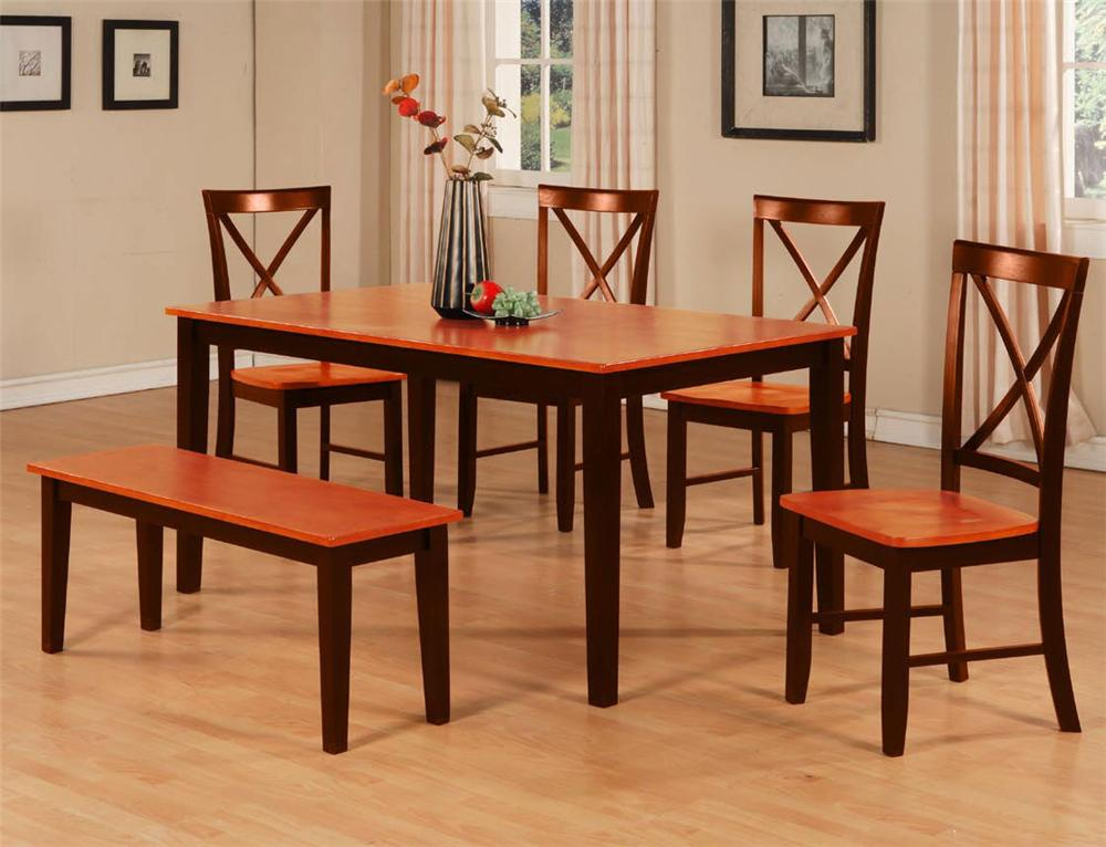 8971 6 Piece Table & Chair Set by Primo International at Nassau Furniture and Mattress