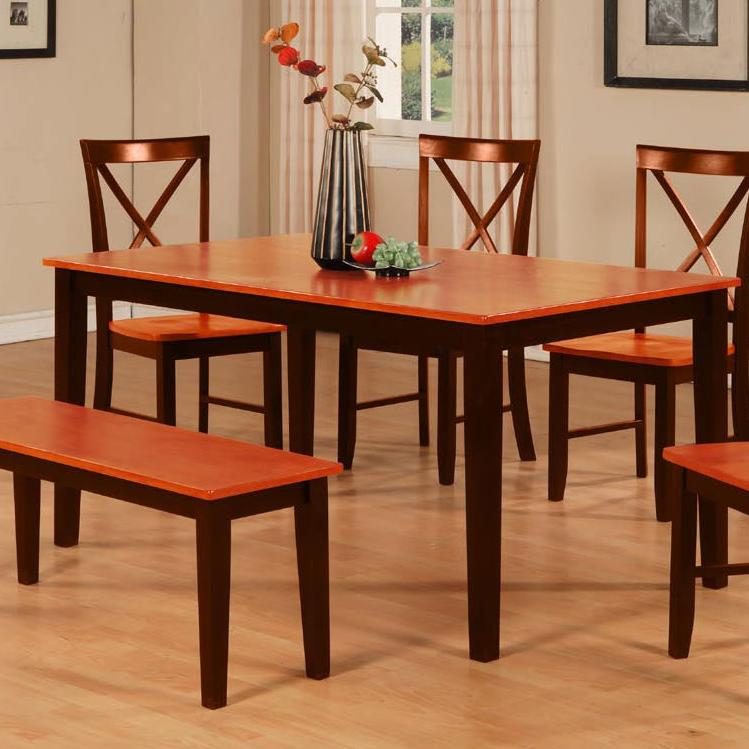 8971 Dining Table by Primo International at Corner Furniture
