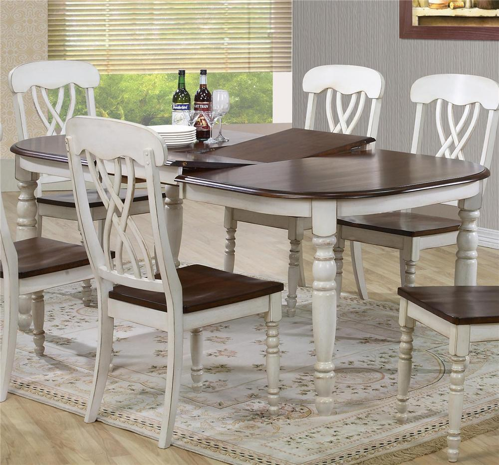 9308 Dining Table by Primo International at Nassau Furniture and Mattress