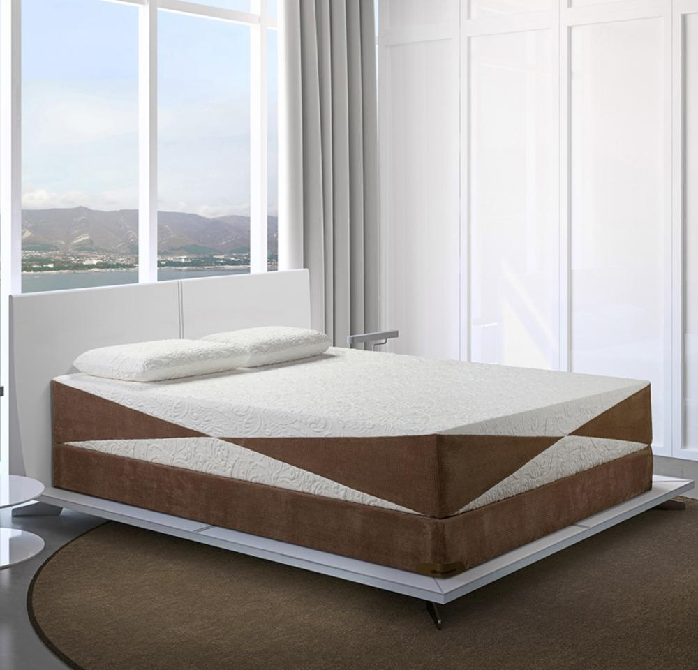 Cool Pedic Cool Breeze Full Memory Foam Mattress by Primo International at Beds N Stuff