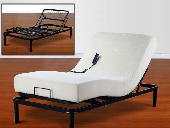 Fleet-Z Twin XL Adjustable Base at Bennett's Furniture and Mattresses