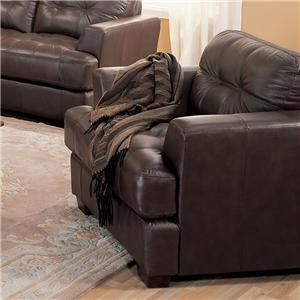 Primo International Millenium Leather Chair