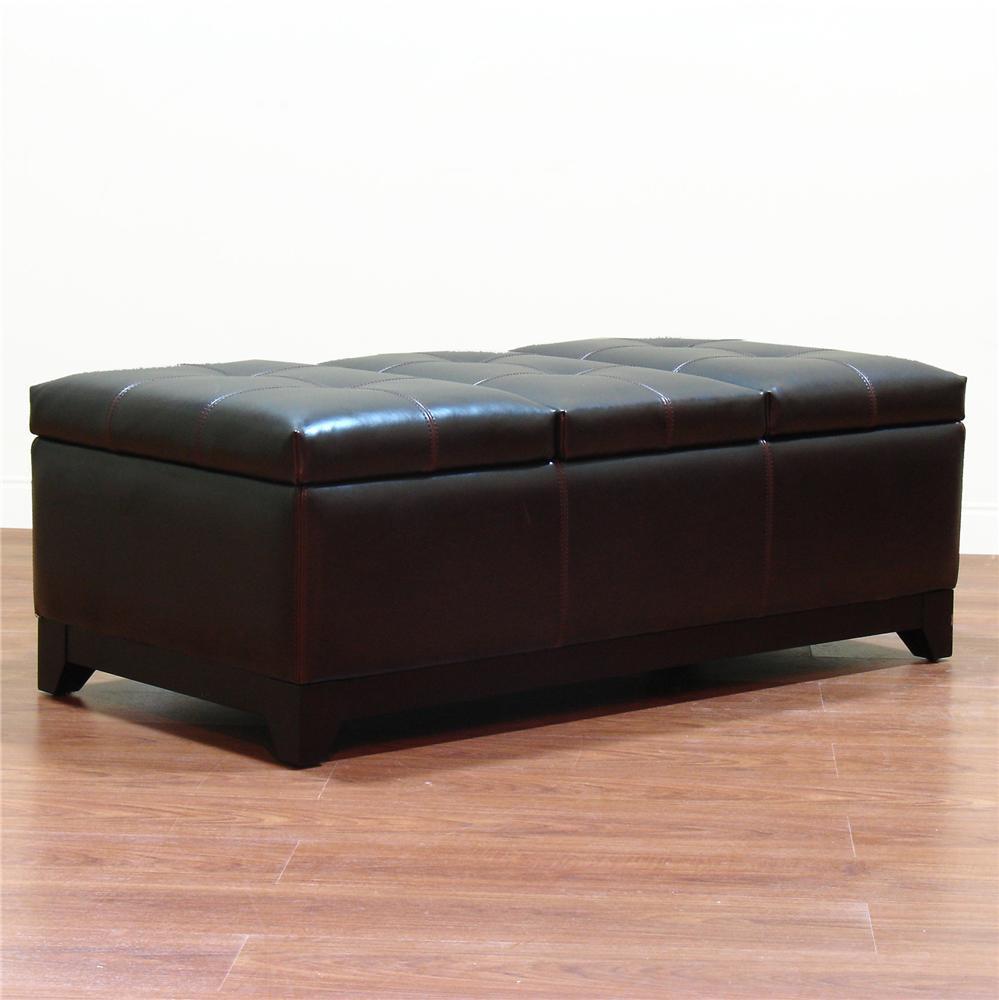 Nigiri Ottoman by Primo International at Bullard Furniture
