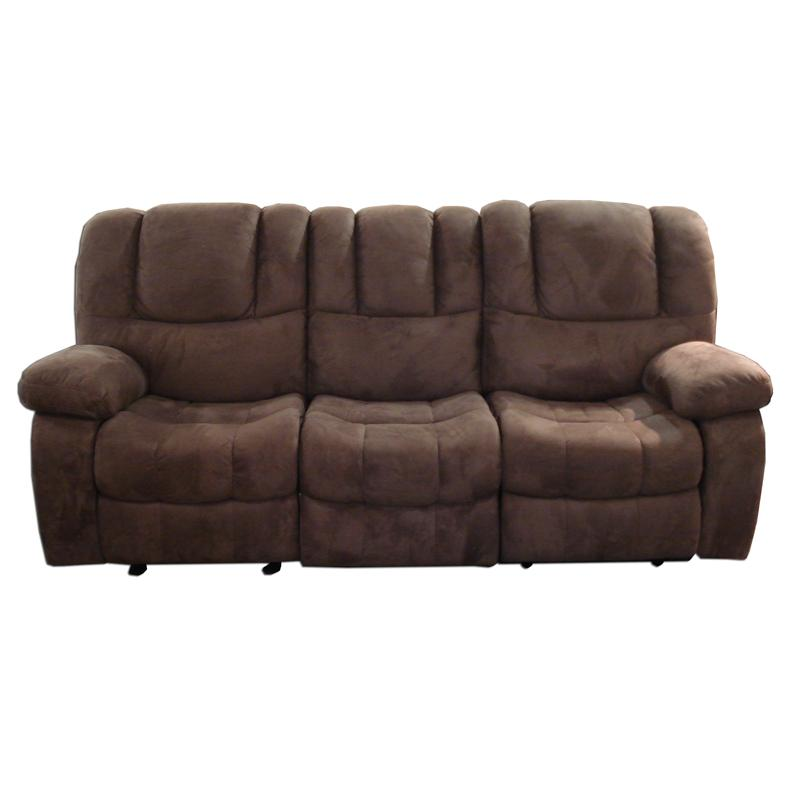 Sykon Reclining Sofa by Primo International at Beds N Stuff