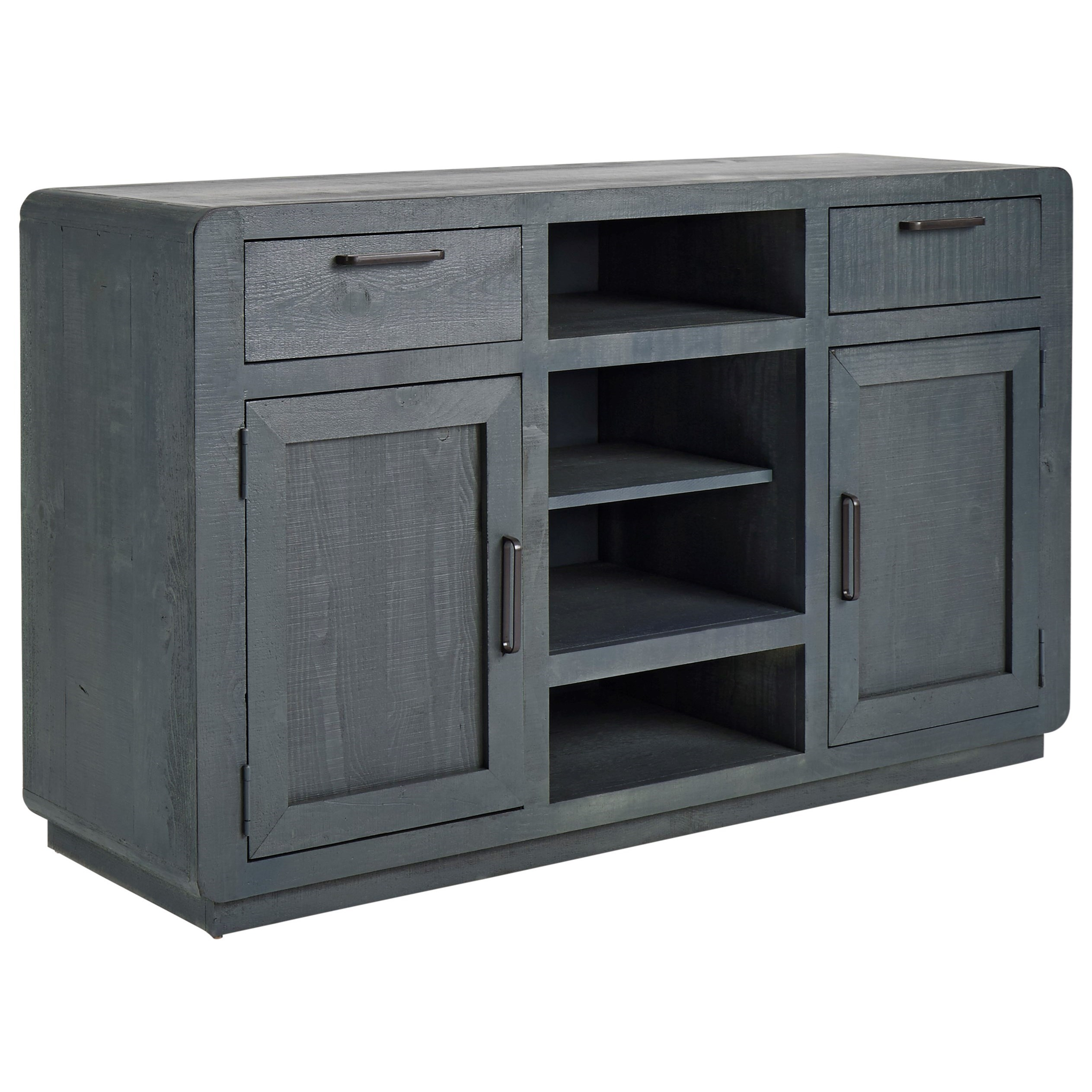 """Allure 54"""" Console by Progressive Furniture at Simply Home by Lindy's"""