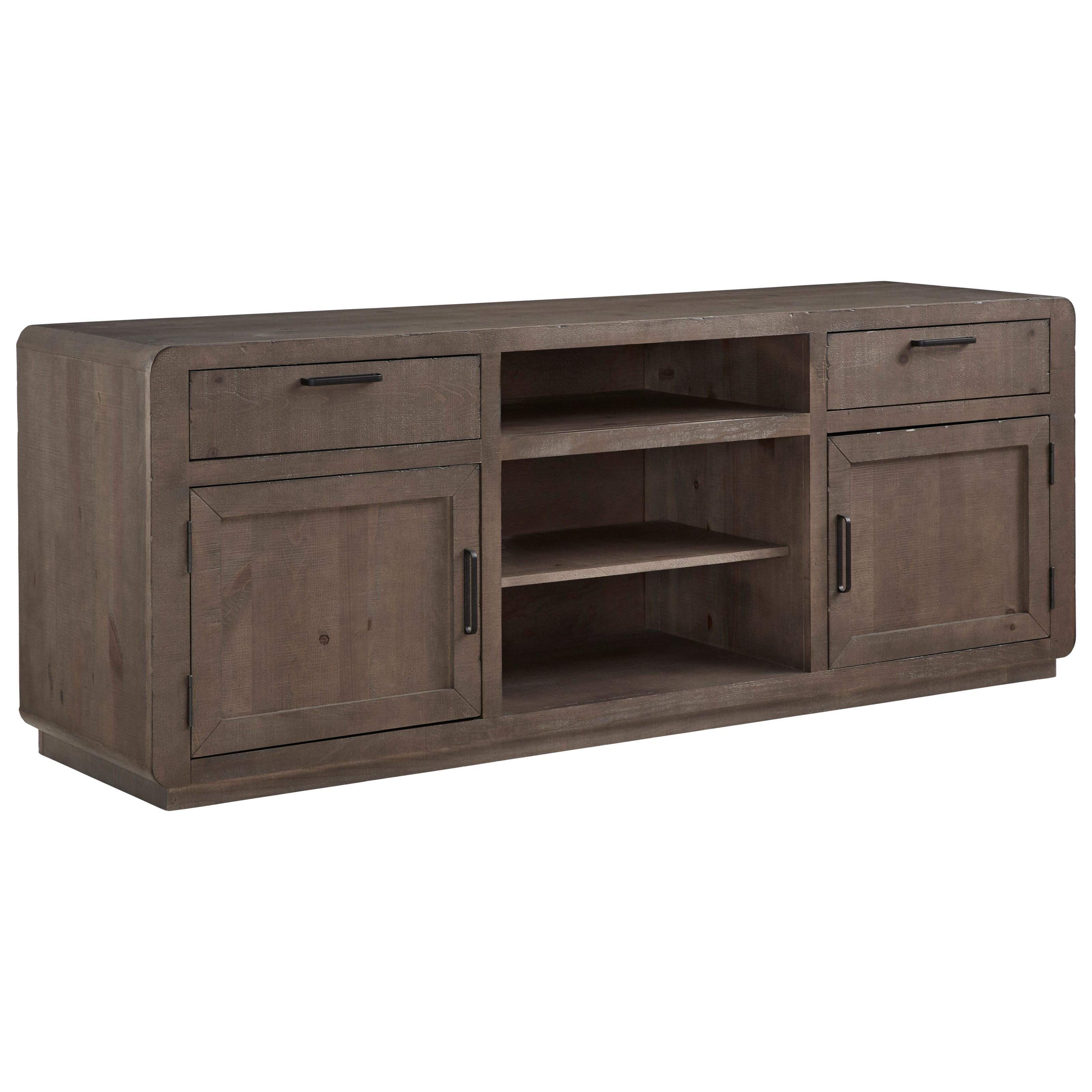 "Allure 74"" Console by Progressive Furniture at Van Hill Furniture"