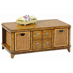 Progressive Furniture Anaronda Rectangular Cocktail Table