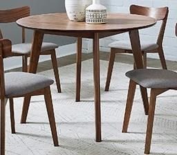 Arcade Round Kitchen Table by Progressive Furniture at Simply Home by Lindy's