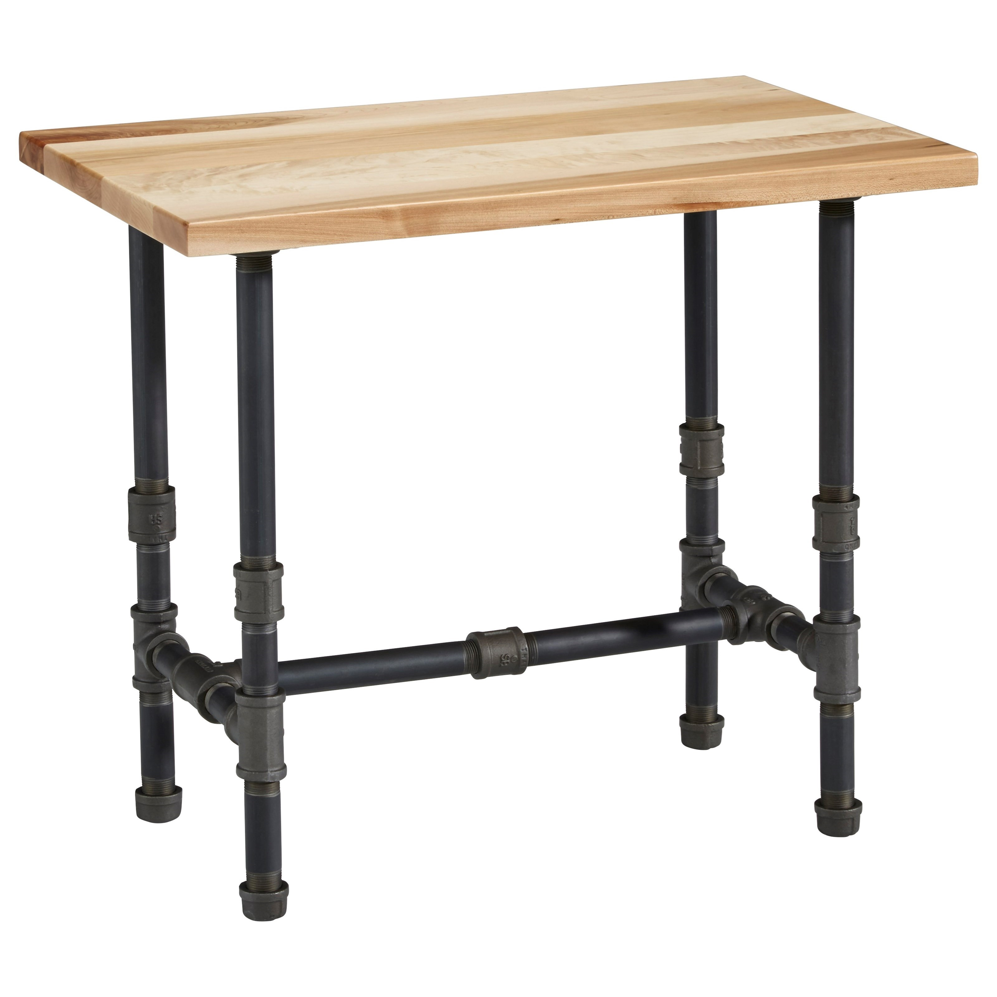 Aspen End Table  by Progressive Furniture at Simply Home by Lindy's