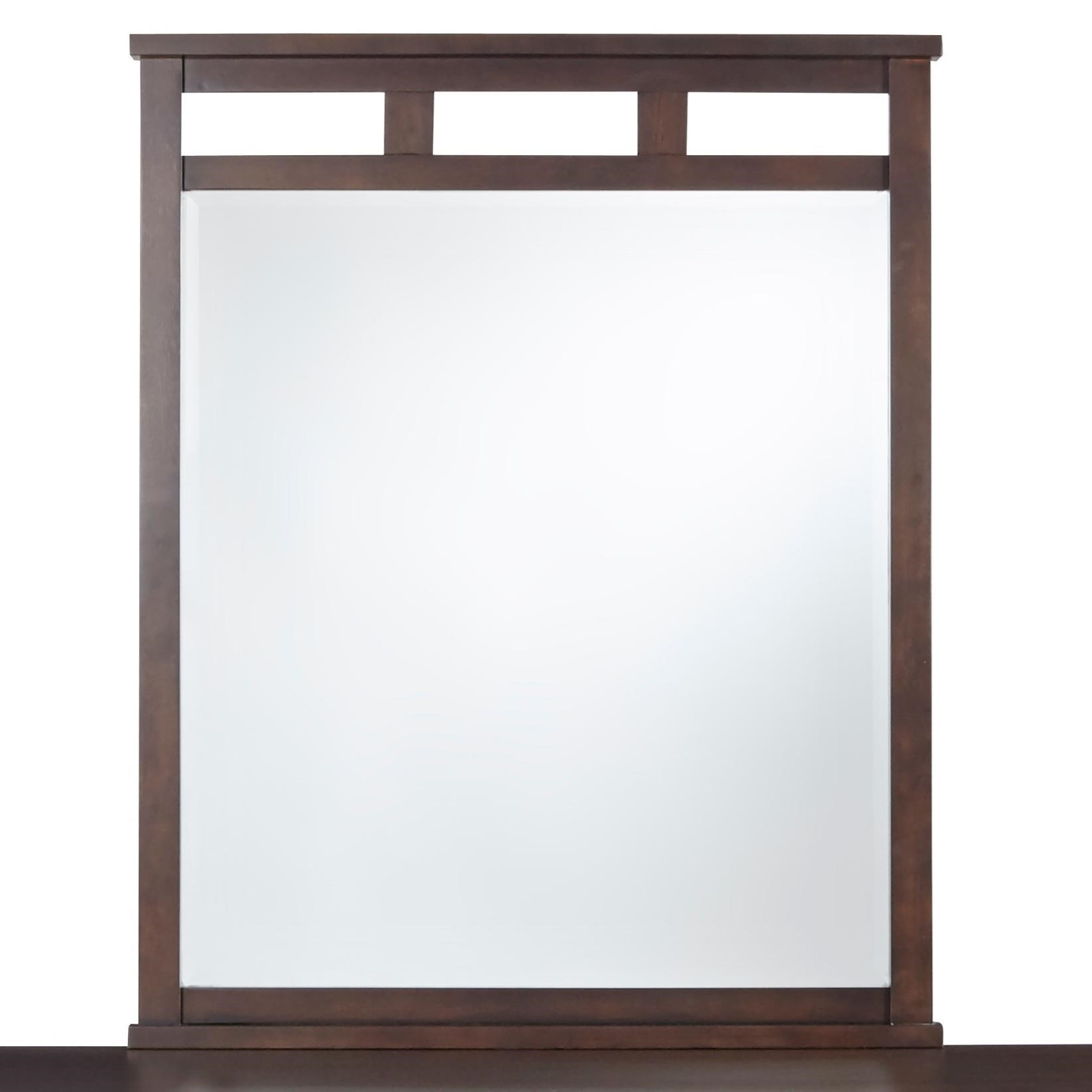 Athena Mirror by Progressive Furniture at Simply Home by Lindy's