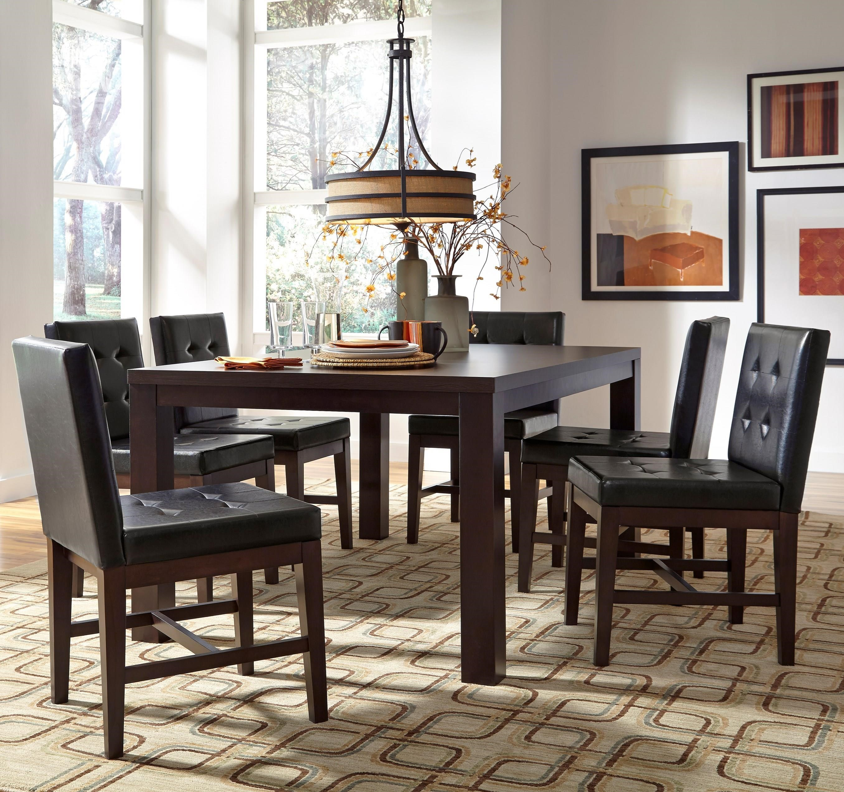 Athena 7pc Dining Room Group by Progressive Furniture at Value City Furniture