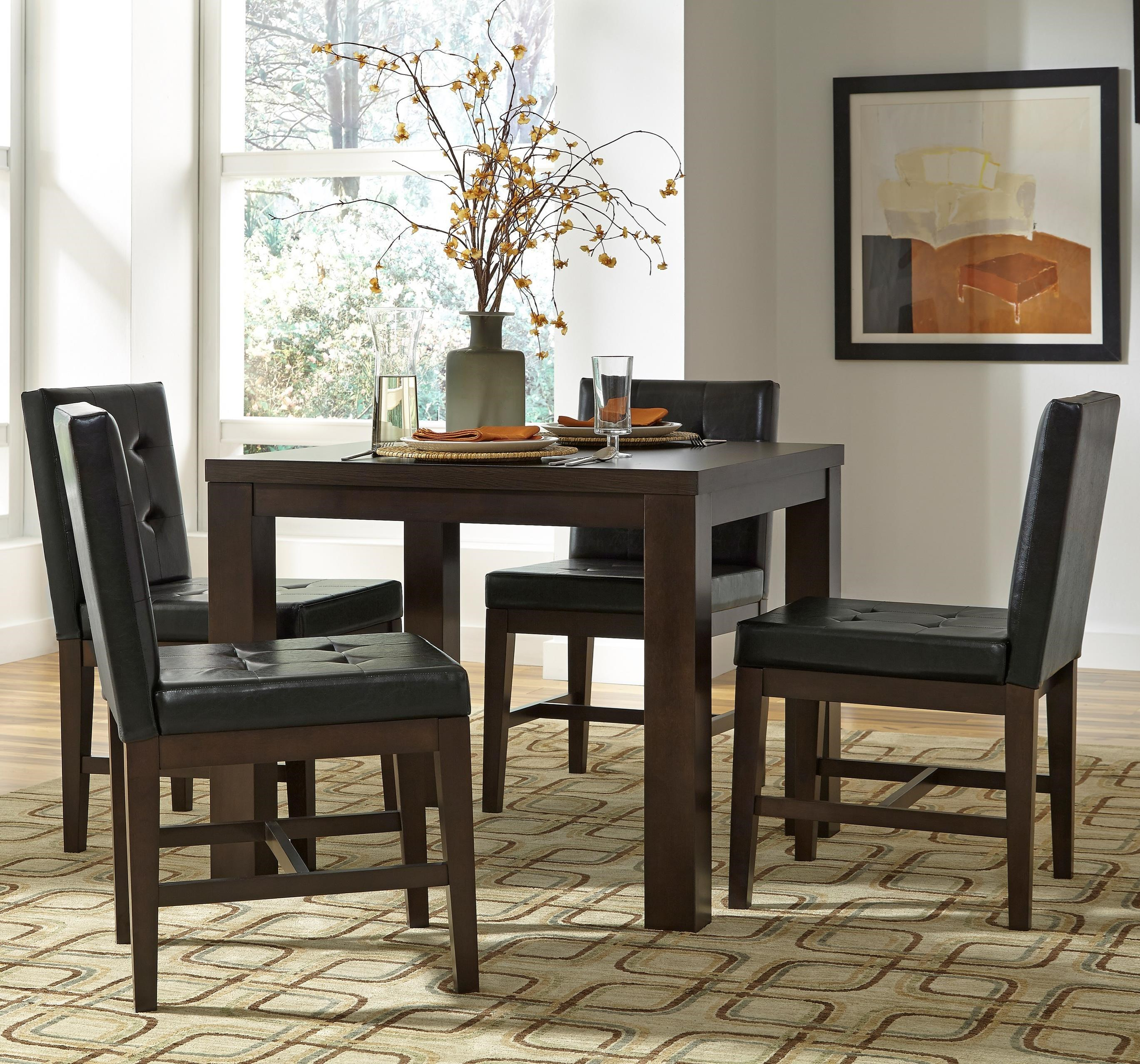 Athena 5pc Dining Room Group by Progressive Furniture at Value City Furniture